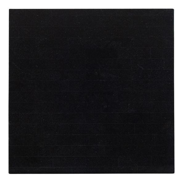 "Picture of Woodard Black Granite 36"" Square Top"