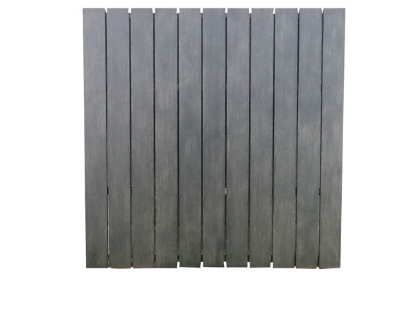 """Picture of Woodard Extruded Aluminum Woodland 38"""" Square Top"""
