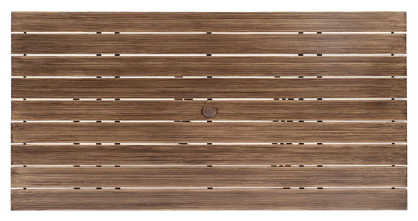 """Picture of Woodard Extruded Aluminum Woodland 52"""" Square Top"""