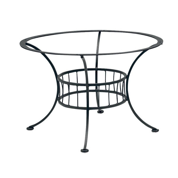 Picture of Woodard Wrought Iron Easton Coffee Table Base