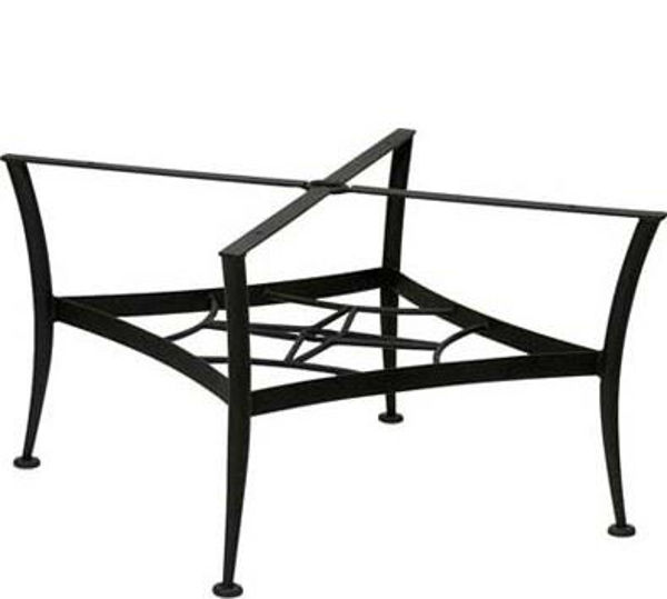 Picture of Woodard Wrought Iron Universal Coffee Table Base