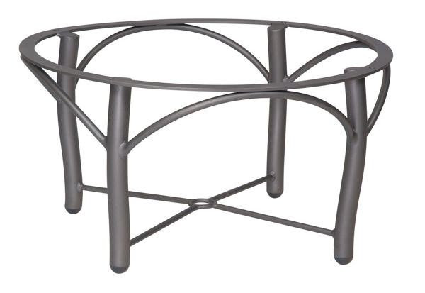 Picture of Woodard Aluminum Tribeca Coffee Table Base