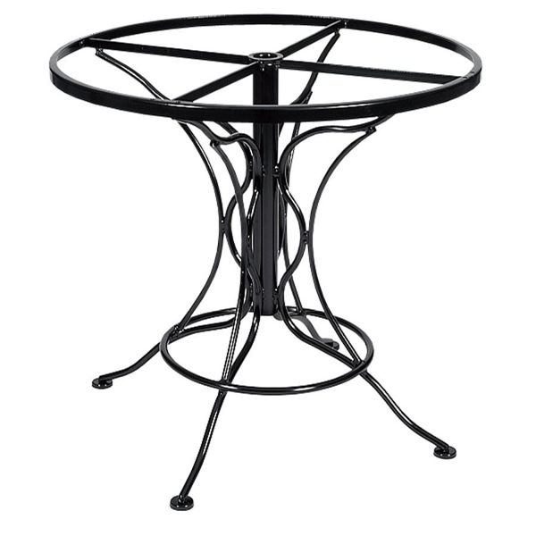 Picture of Woodard Wrought Iron Universal Dining Table Base