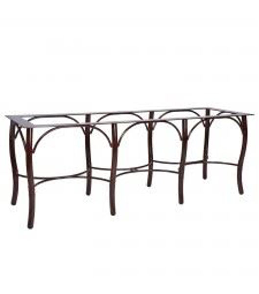Picture of Woodard Aluminum Glade Isle Extra Large Dining Table