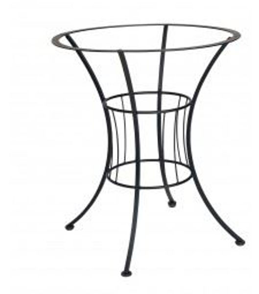 Picture of Woodard Wrought Iron Easton Counter Height Base