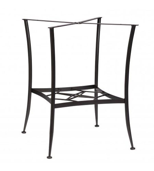 Picture of Woodard Wrought Iron Universal Square Bar Height Base