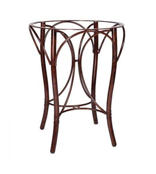 Picture of Woodard Aluminum Glade Isle Bar Height Table Base
