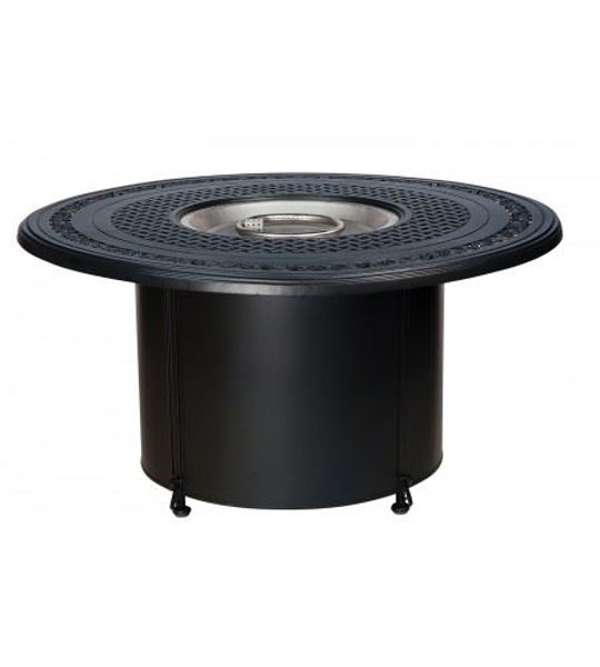 Picture of Woodard Universal Iron Round Fire Pit Base with Burner