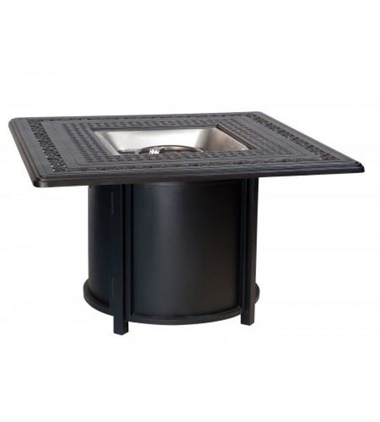 Picture of Woodard Universal Round Fire Pit Base with Square Burner