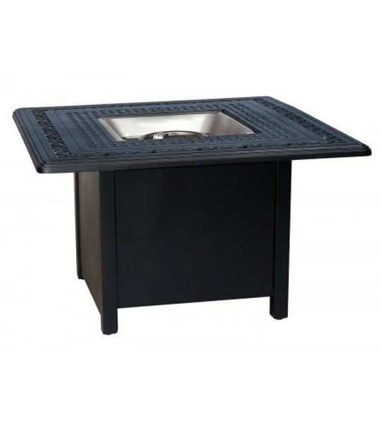 Picture of Woodard Universal Square Fire Pit Base with Burner