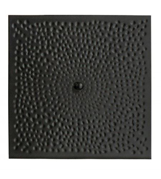 Picture of Woodard Hammered Square Fire Pit Burner Cover