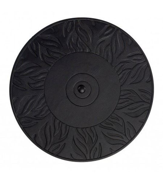 Picture of Woodard Napa Round Fire Pit Burner Cover
