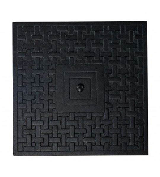 Picture of Woodard Thatch Square Fire Pit Burner Cover