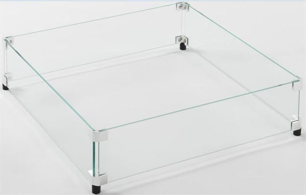 Picture of Woodard Parts And Accessories Square Glass Fire Guard
