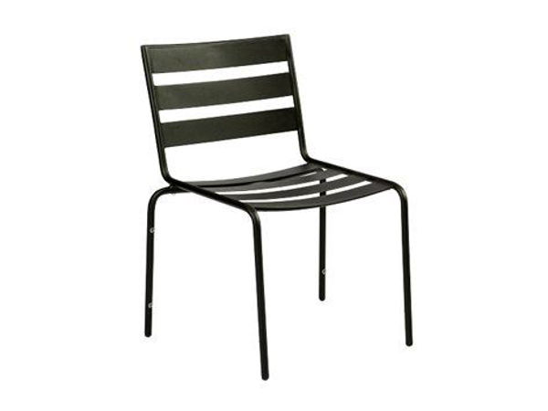 Picture of Woodard Metro Mercury Dining Side Chair - Stackable