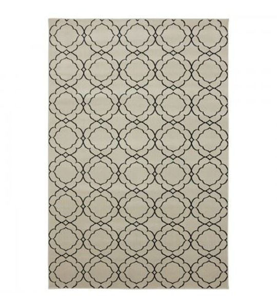 Picture of Woodard Rugs 5' x 8' Scroll Sand