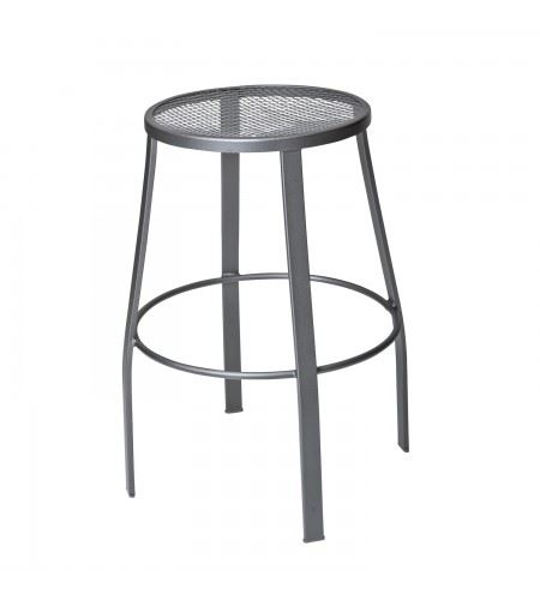 Picture of Woodard Accessories Universal Backless Bar Stool with Mesh Seat