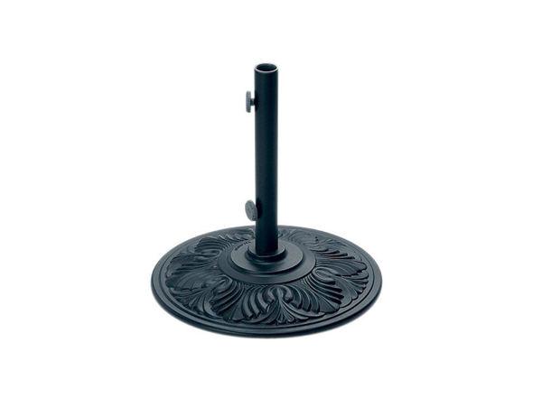"""Picture of Woodard Umbrella 21"""" Cast Aluminum Base"""
