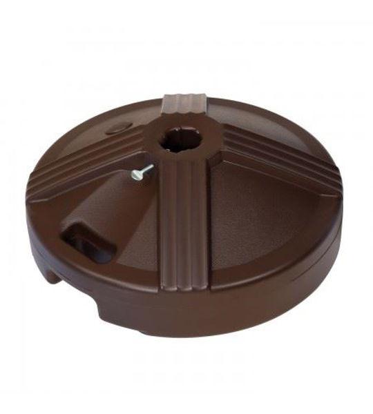 Picture of Woodard Umbrella 50 Lb Base - Brown