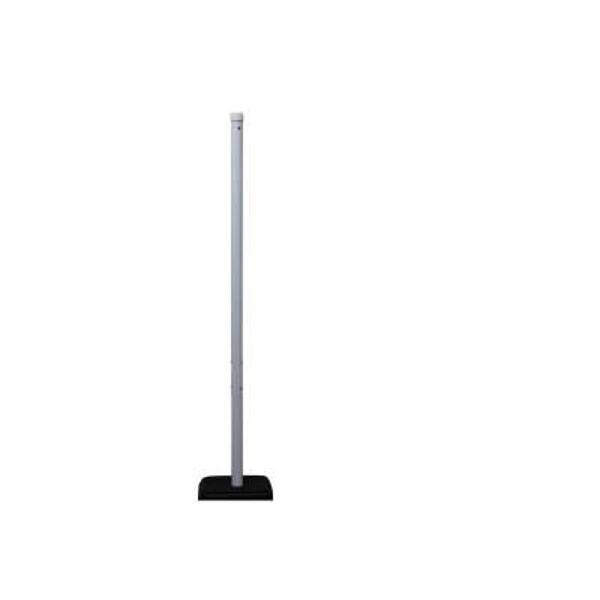 """Picture of Woodard Accessories 49"""" Market Umbrella Bottom Pole - White"""