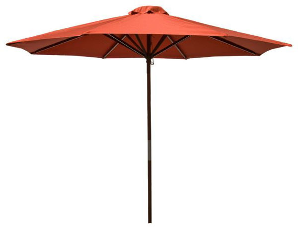 Picture of Woodard Replacement parts for Wood Market Umbrella 9821TW
