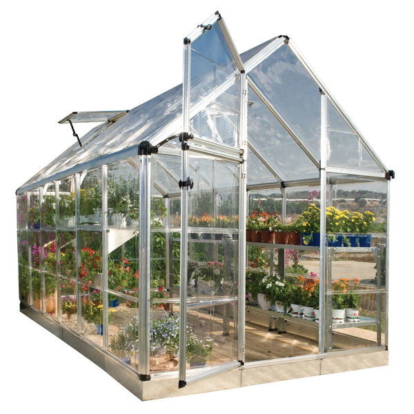 Picture of Poly Tex Snap & Grow 6 x 12 - Silver