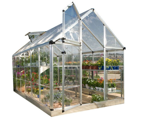 Picture of Poly Tex Snap & Grow 6 x 16 - Silver
