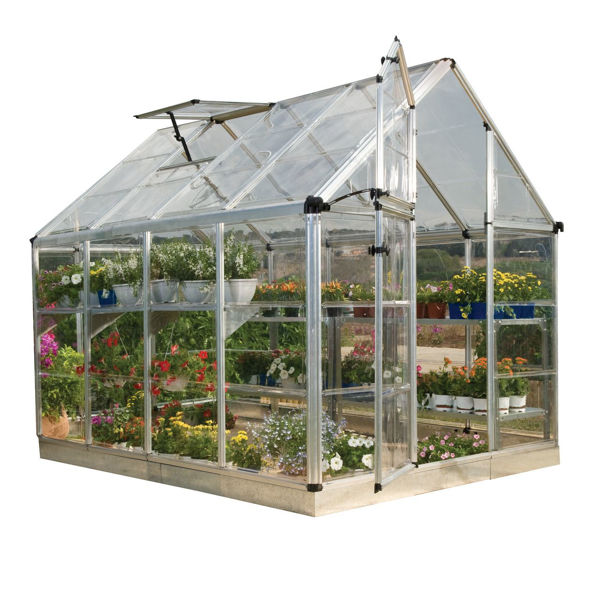 Picture of Poly Tex Snap & Grow 8 x 8 - Silver