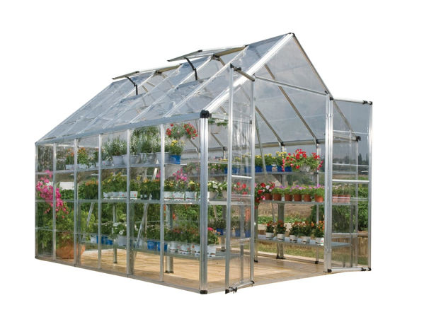 Picture of Poly Tex Snap & Grow 8 x 12 - Silver