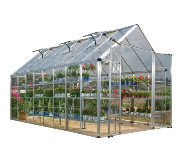 Picture of Poly Tex Snap & Grow 8 x 16 - Silver