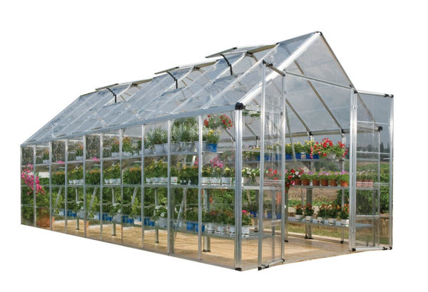 Picture of Poly Tex Snap & Grow 8 x 20 - Silver