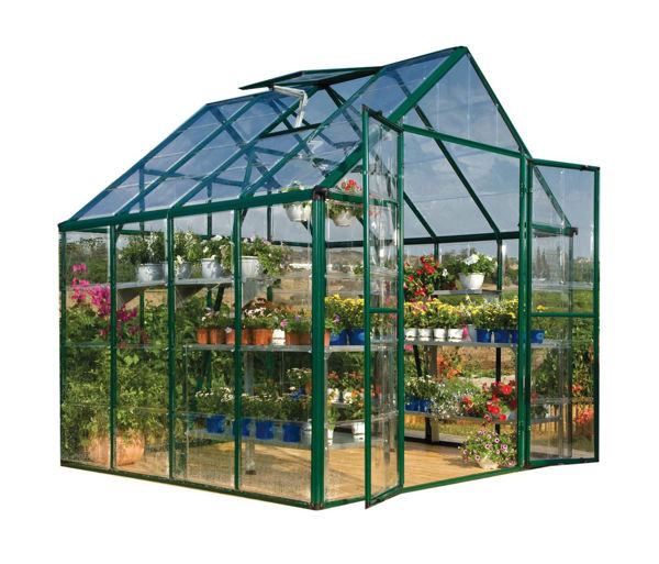 Picture of Poly Tex Snap & Grow 8 x 8 - Green