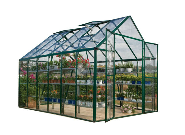 Picture of Poly Tex Snap & Grow 8 x 12 - Green