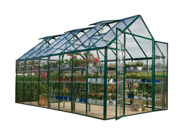 Picture of Poly Tex Snap & Grow 8 x 16 - Green
