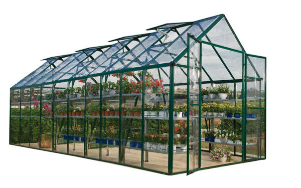 Picture of Poly Tex Snap & Grow 8 x 20 - Green