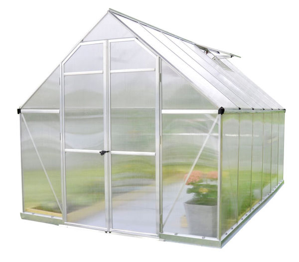 Picture of Poly Tex Essence 8 x 12 Silver Greenhouse