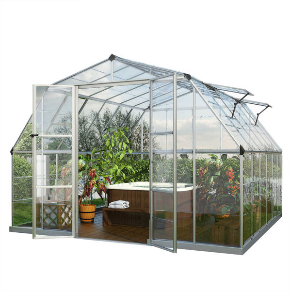 Picture of Poly Tex Americana Greenhouse 12' x 12'