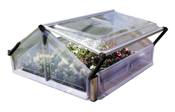 Picture of Poly Tex Small Greenhouses Cold Frame - Double