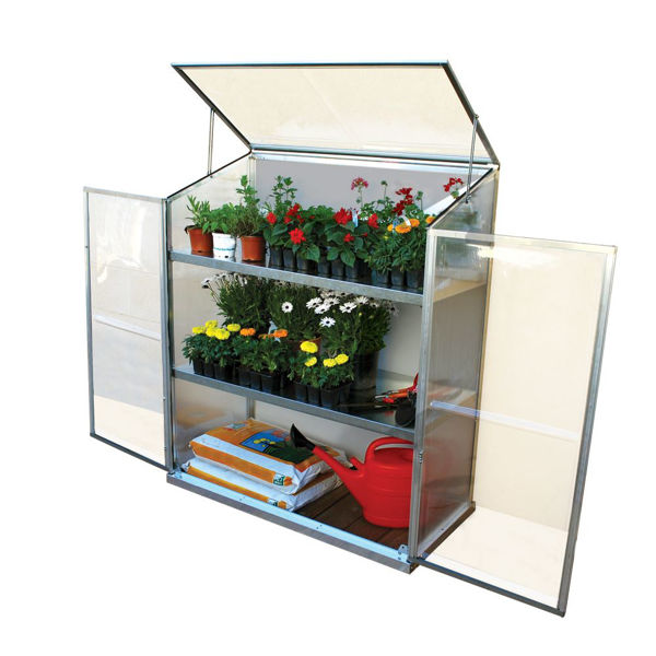 Picture of Poly Tex Small Greenhouses Grow Station