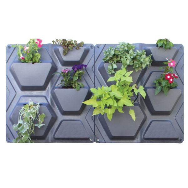 Picture of Poly Tex PlantScape - Garden Planter - Hex