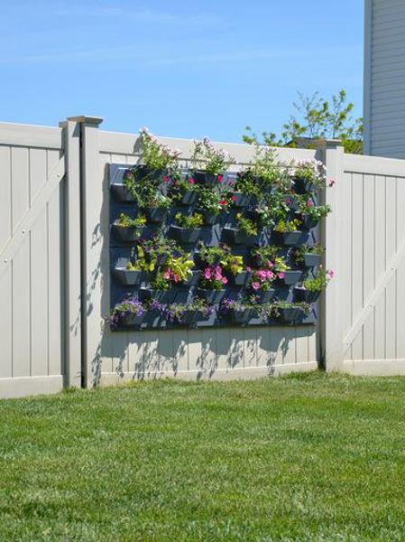 Picture of Poly Tex PlantScape - Garden Planter - Terra