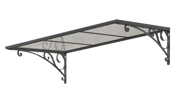 Picture of Poly Tex Awning - Venus 1350 - Clear
