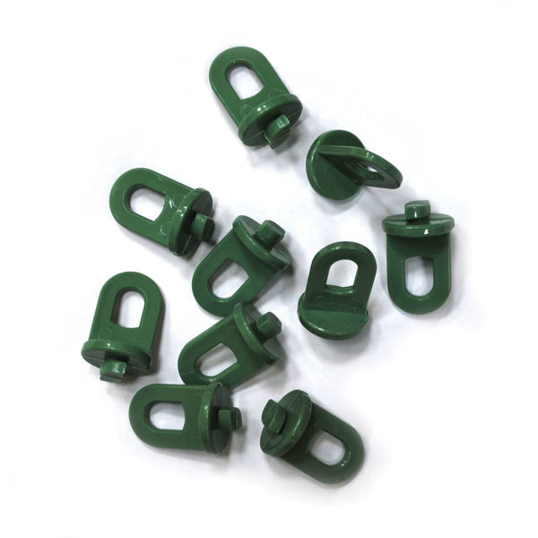 Picture of Poly Tex Accessories Plant Hangers - 10 count For The Greenhouse