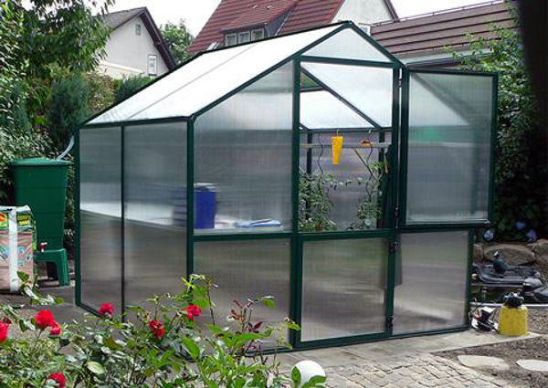 Picture of Exaco Rose 2 Greenhouse Dark Green
