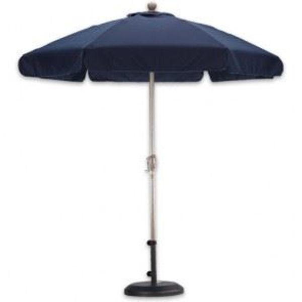 Picture of California Umbrella 7.5 Push Tilt Wind Resistance Fiberglass Market Umbrella
