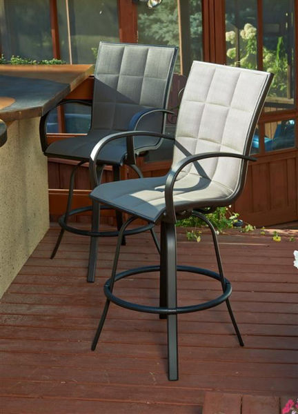 Picture of Outdoor Great Room Empire Barstools