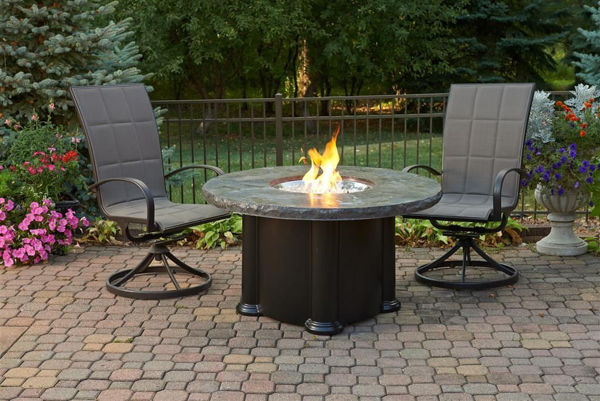 Picture of Outdoor Great Room Empire Dining Chairs
