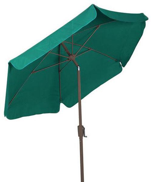 Picture of FiberBuilt 7.5 Ft Garden Umbrellas with Push Up Lift