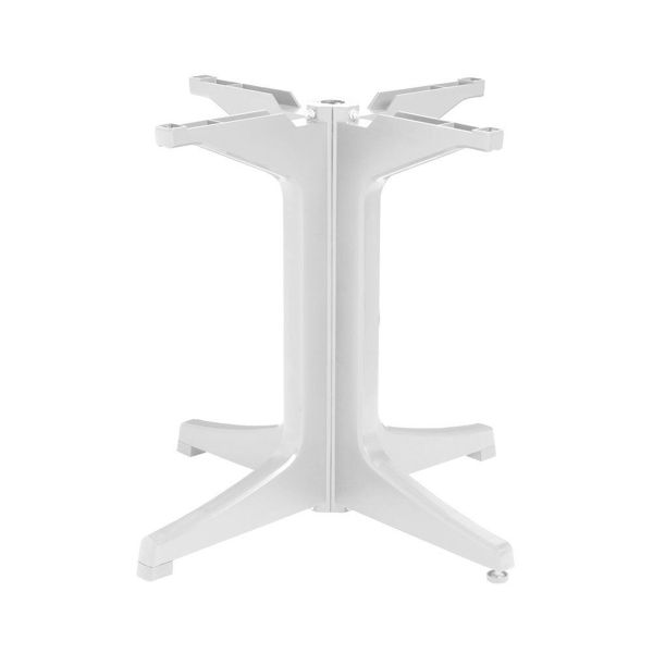 Picture of Grosfillex Resin Pedestal Base 2000 In White Pack Of 1
