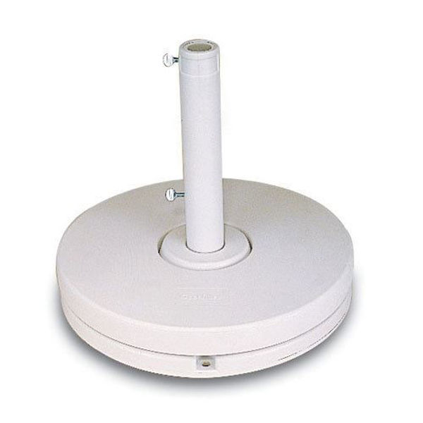 Picture of Grosfillex 35 Lb. Optional Umbrella Base Ring In White Pack Of 1